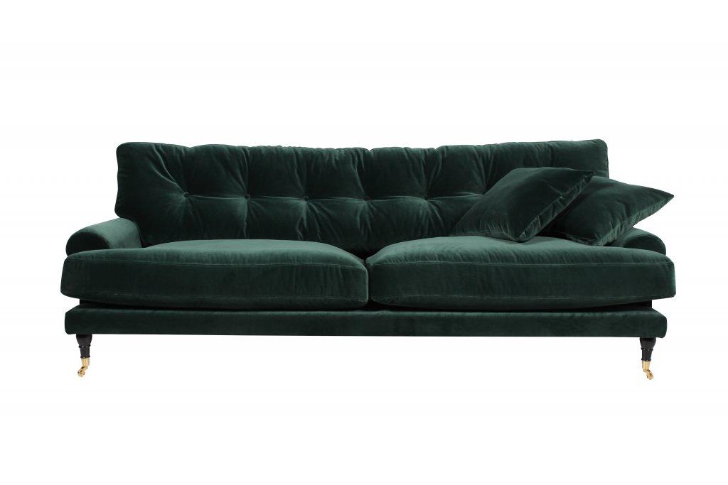 soffa-gron-sammet