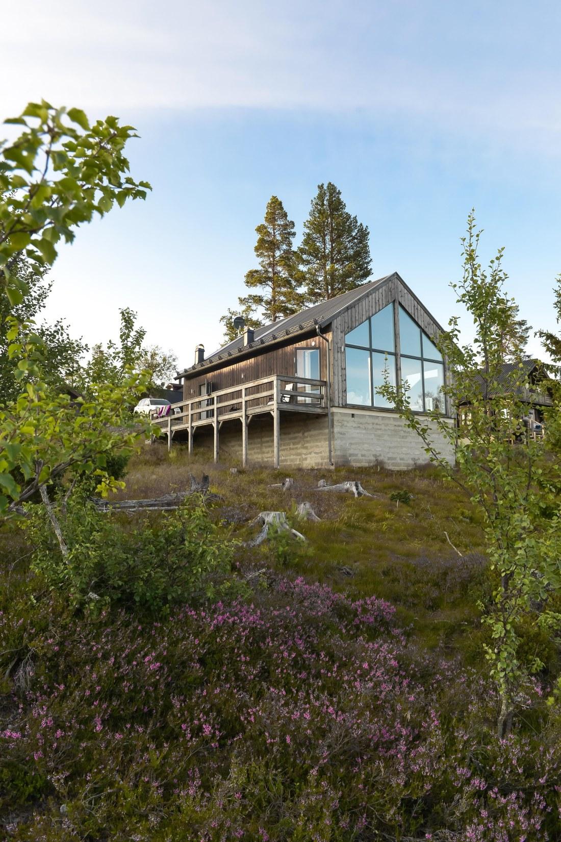 huset i Lofsdalen